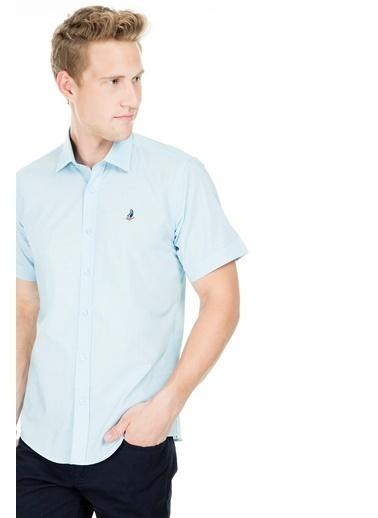 Quter&Shirt Gömlek Turkuaz